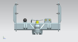 Heavy Duty Commercial Vehicle Hitch
