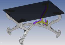 table basse / low table