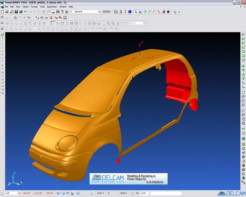 Daewoo Matiz | 3D CAD Model Liry | GrabCAD