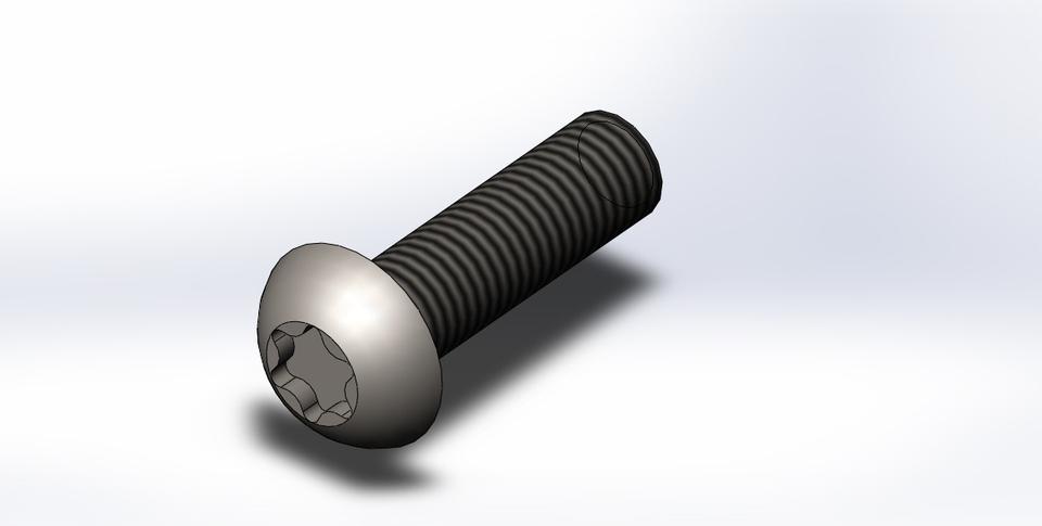 Etra hexagon socket button head screws iso 7380.