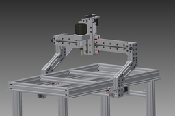 Extruded Aluminum CNC Router