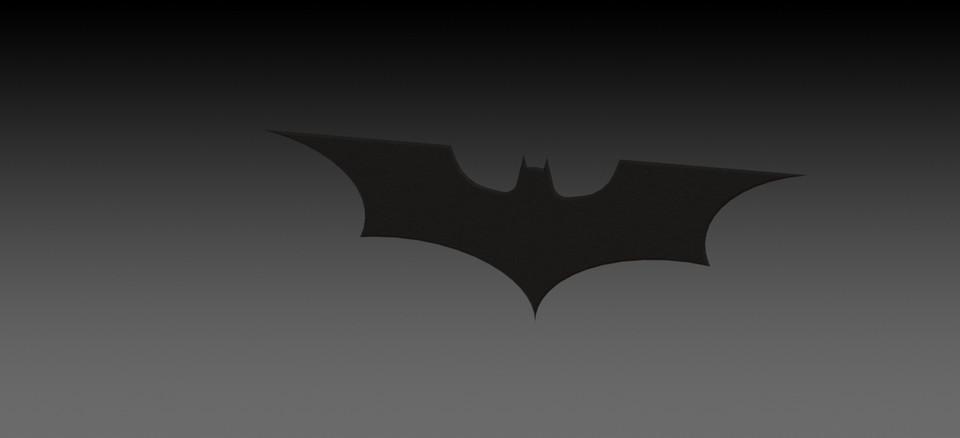 batarang - Recent models | 3D CAD Model Collection | GrabCAD ...