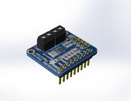 Arduino Audio Amp Board 987