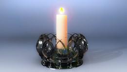 """Candleholder """"Lotus"""""""