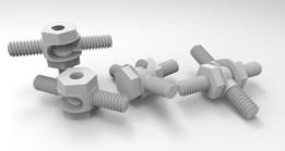 3D Printing Bolt Fastener Hinge Joint