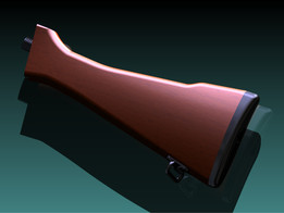 FN FAL Stock Assembly
