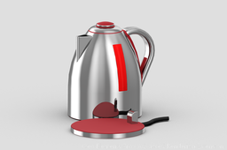 """Kettle"" - Chrome Kettle Made In Creo"