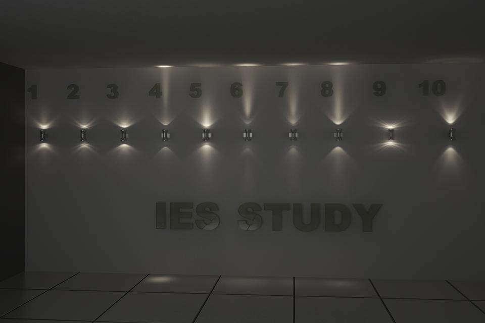 IES STUDY | 3D CAD Model Library | GrabCAD
