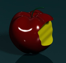 Apple by Creo Parametric