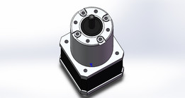 Planetary Gearbox Stepper.