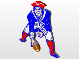 3D Pat Patriot