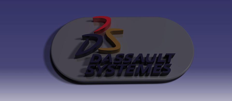 Logo catia v5 3d cad model library grabcad sciox Gallery