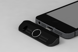 iPhone 5 Clock Projector Accessory