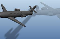 Aeroplane body