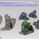 ULA Boattail Support Bracket 03b