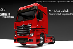 CATIA.IR Competition - Actros