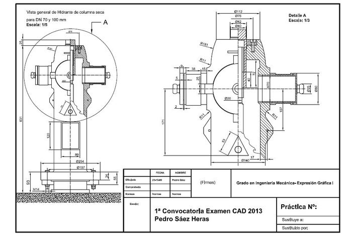final exam in autocad - autocad electrical  other - 3d cad model