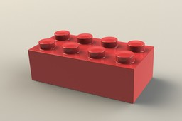 The Humble LEGO Brick