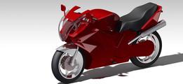 HONDA VFR 2006 model based bike.