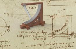 Anemometer invented By Da Vinci