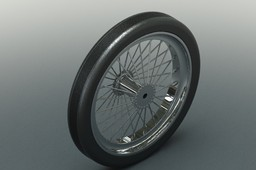 Velocycle Wheel