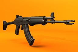 Finish assault rifle RK 62