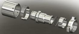 """5-3/4"""" OTIS ACME PIN & COLLAR x 3"""" Fig. 602 WING"""