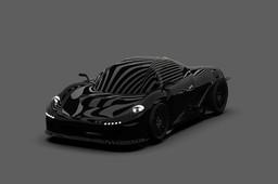 Super car System - B2 Spirit