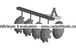 Disk Plow Sample