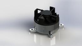 Mini ITX cooler Foxconn