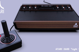 "Atari 2600 ""Light Sixer"""