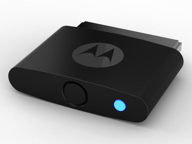moto d670 ipod bluetooth adapter - stl  step    iges