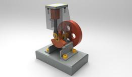 Druckluftmotor