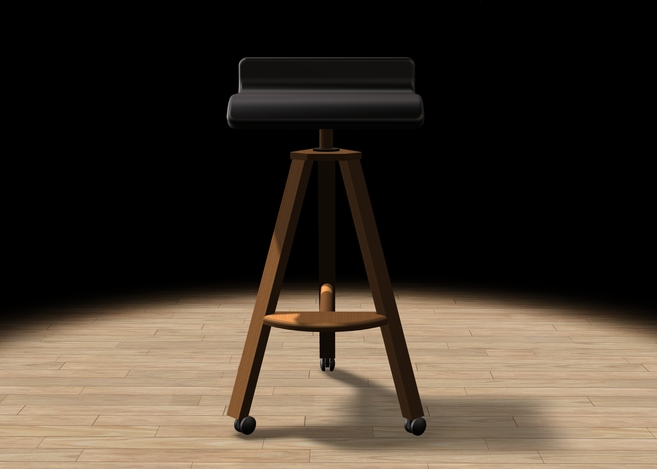 Stand Up Stool