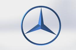 Mercdes logo