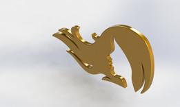 Simbolo do signo de virgem