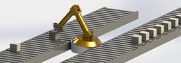 basic conveyer assembly