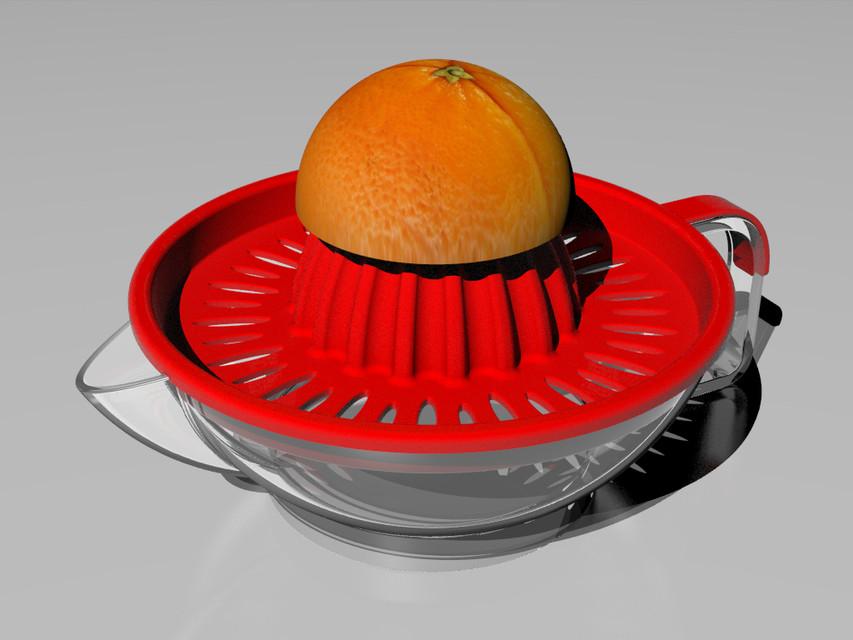 Squeezer | 3D CAD Model Library | GrabCAD
