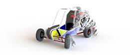 ATV Baja sae India