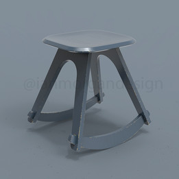 Amazing Flatpack Recent Models 3D Cad Model Collection Grabcad Theyellowbook Wood Chair Design Ideas Theyellowbookinfo