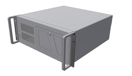 "19"" x 4RU Server Chassis"