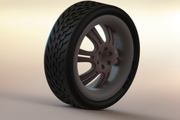 Car Velg and Tyre