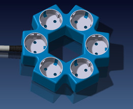 Commel Socket Design Challenge Snowflake / Star