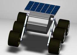 rocker bogie rover
