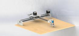 Cartesio - Plotter drawing robot