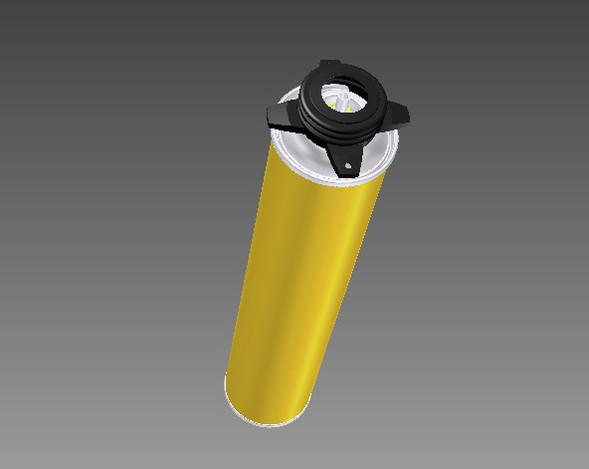 Penosil 1000ml aerosol can