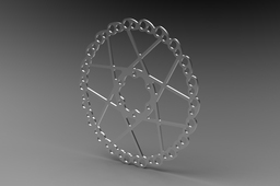 Discbrake rotor