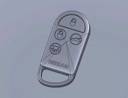 Nissan Remote/Keyfob (300zx, other 90's cars)