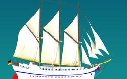 Großherzogin Elisabeth, Tall Ship