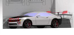 Camaro ss 2008 tuning